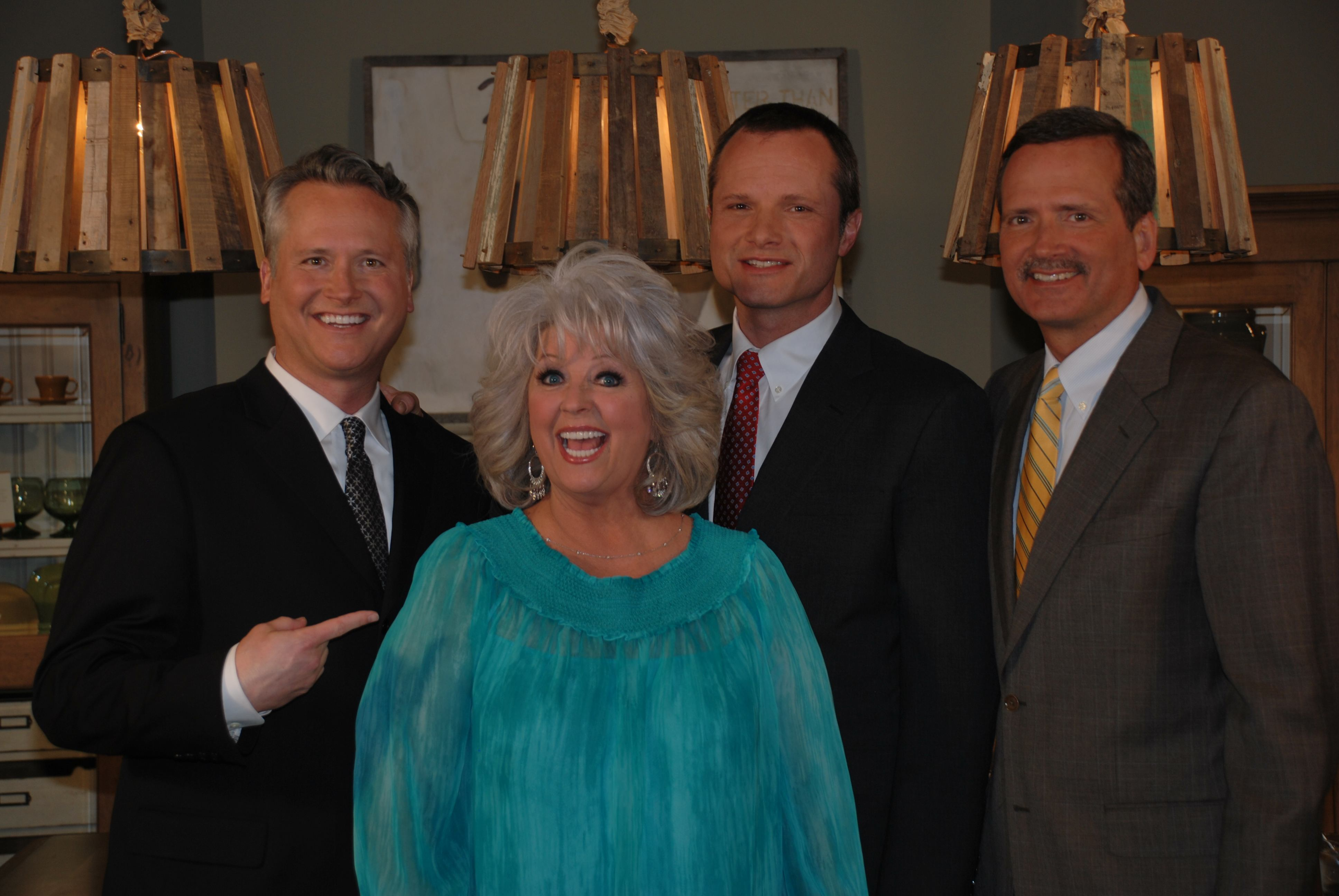 Celebrity Cook Paula Deen Joins Smithe Brothers Television Ad ...