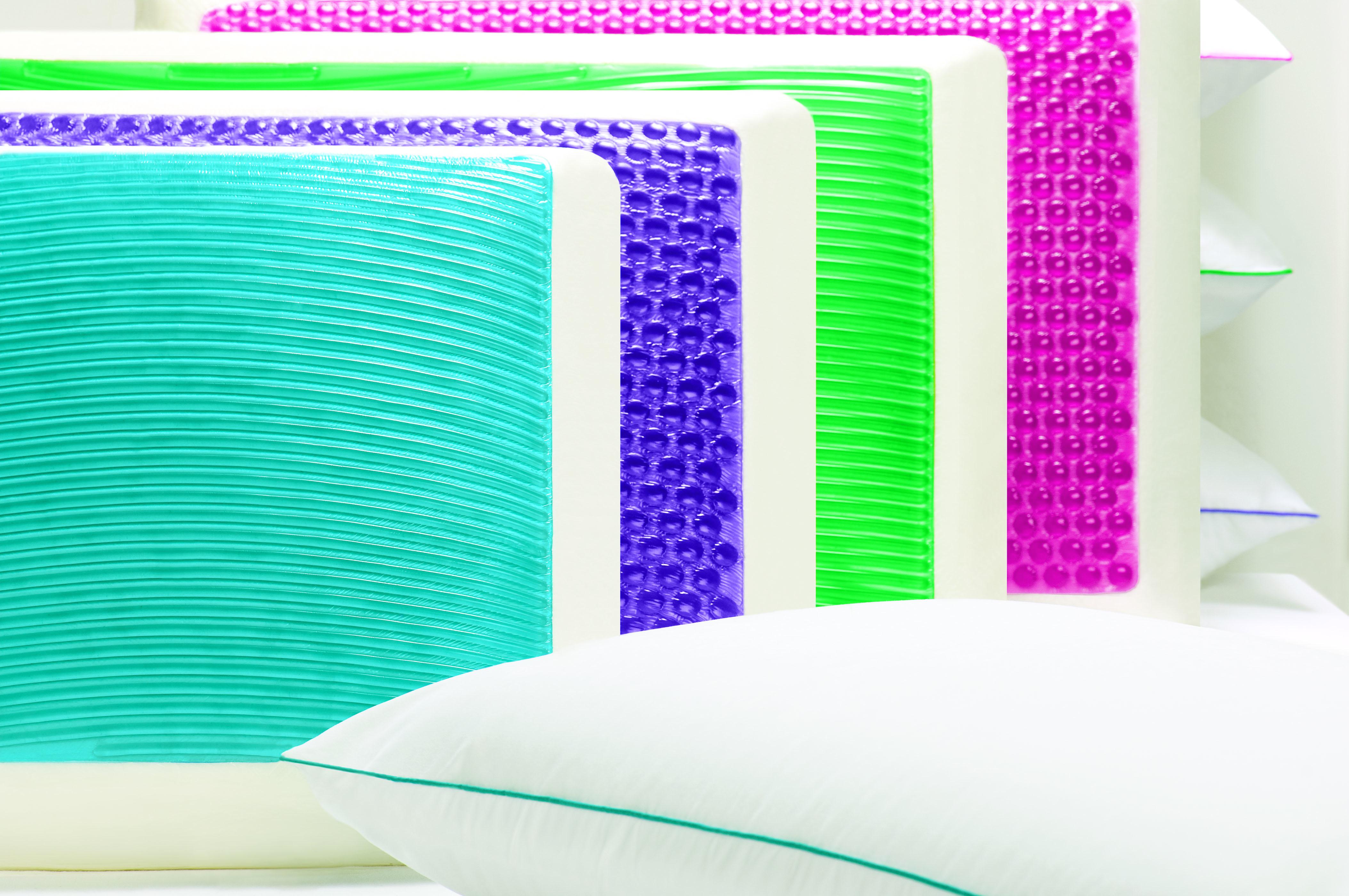 Comfort Revolution And Dow Enhance Memory Foam Pillows