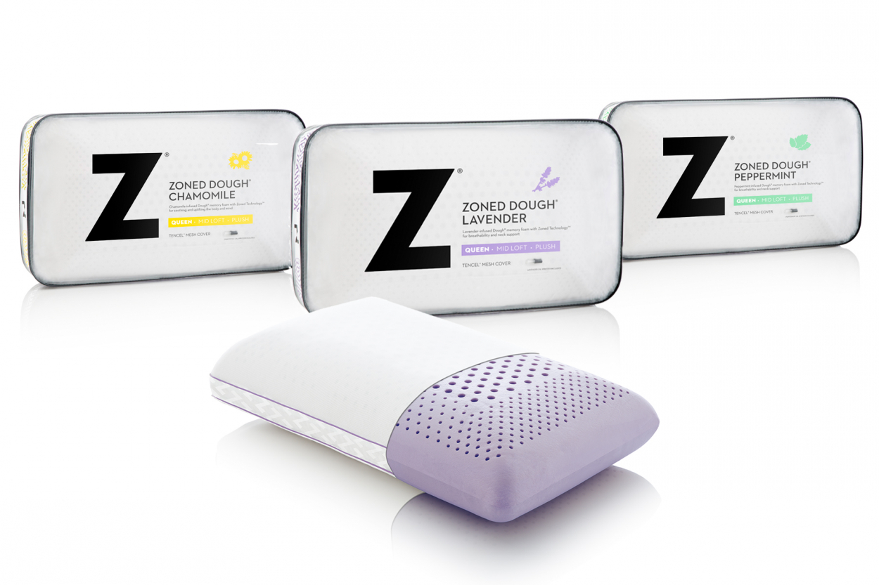 Malouf Debuts Scented Pillows With A Unique Twist Sleep