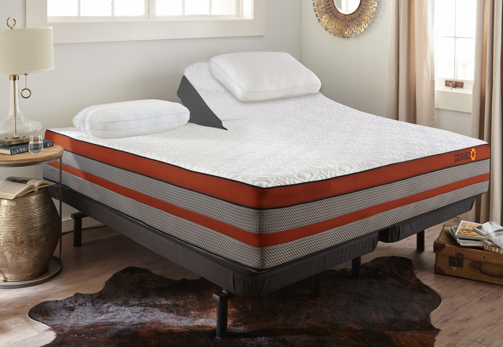 Dormeo Octaspring Matras : Dormeo highlights cooling comfort and customization with new