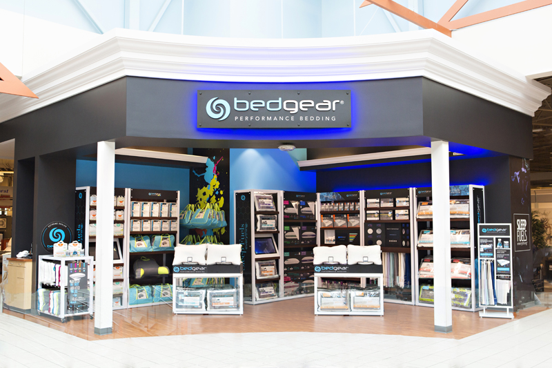Bedgear Opens First Performance Bedding Shop Sleep Retailer
