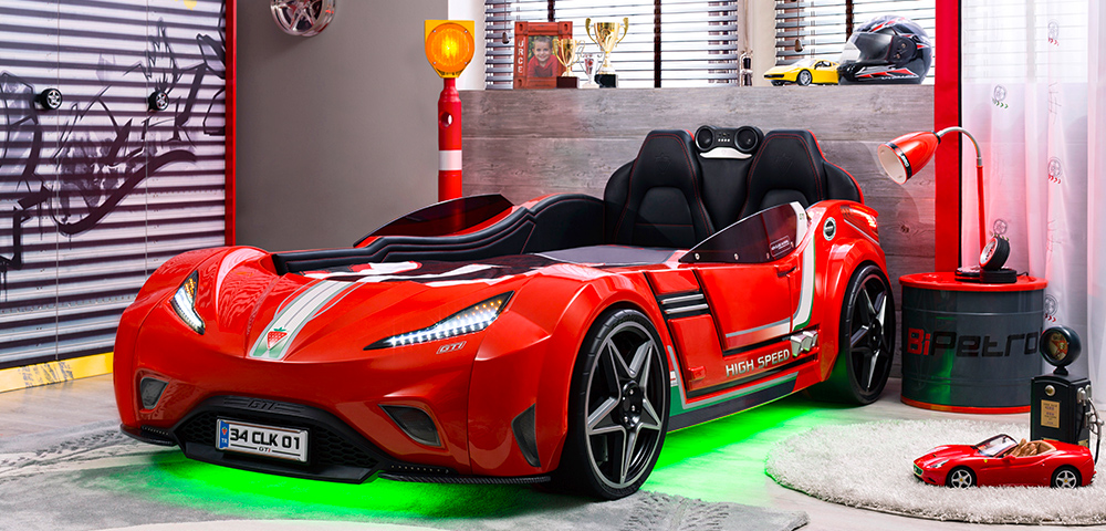Cilek Kids Room Enters U S Market With Innovative Car Beds Sleep