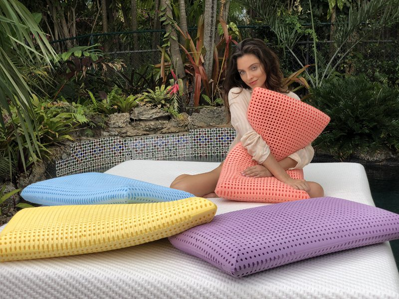 Blu Sleep - mattress and pillows