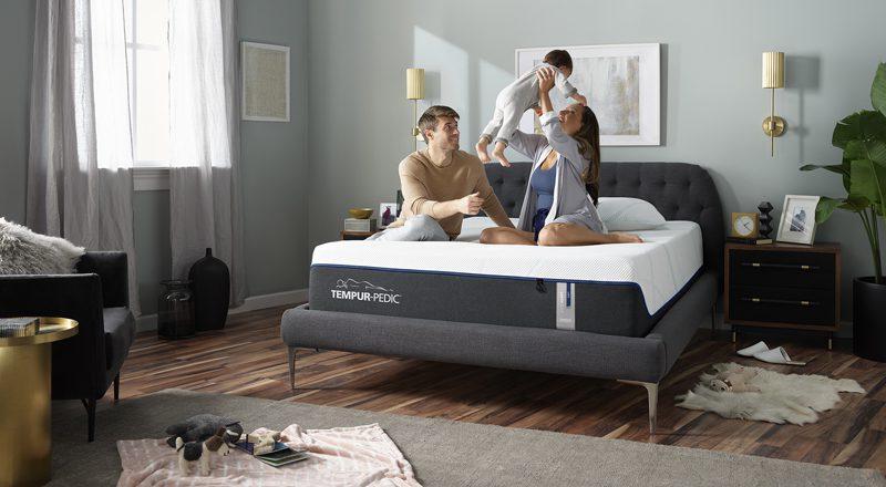 Tempur Pedic Debuts Ultra Premium Luxeadapt Series Sleep Retailer