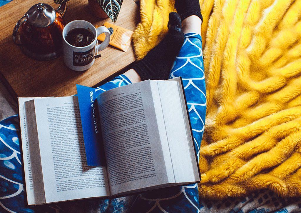 Sleep Shopper - reading