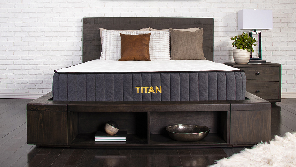 Titan by Brooklyn Bedding 2