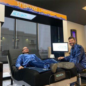 Snooze Mattress dream-mapping