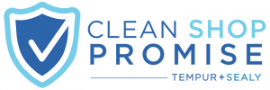 Marketing_Tempur Clean Shop Promise