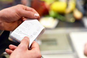 receipt after payment